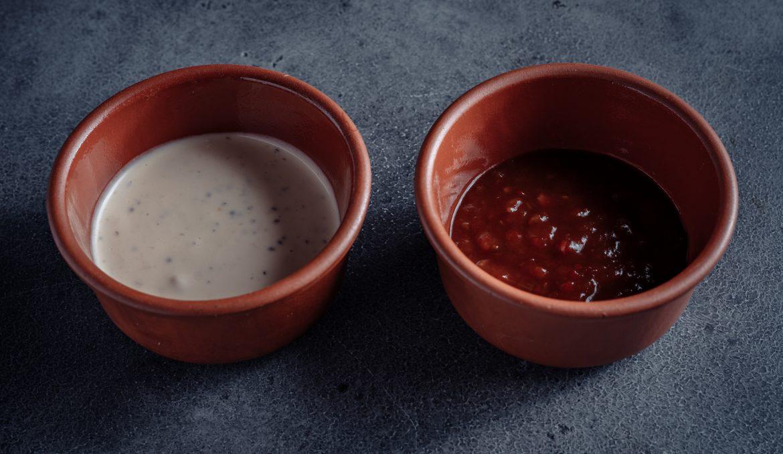 Соус сливочно-горчичный / BBQ